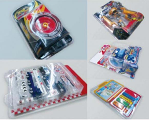 玩具吸塑包装