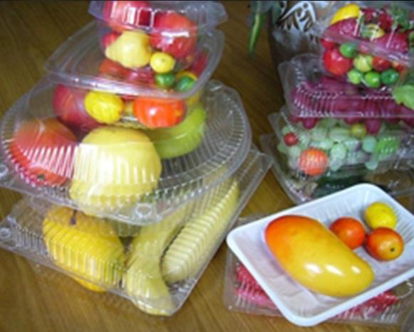 水果吸塑包装制品